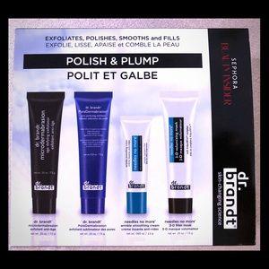 Sephora Dr. Brandt Polish & Plump dermabrasion kit